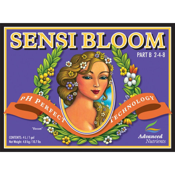 Sensi Bloom - Part A and B - 4 Liter Image
