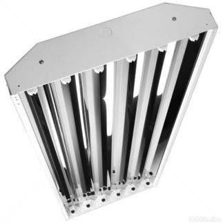 Fluorescent High Bay - 6 Lamp - Sun and Stars Lighting HB-6/T5
