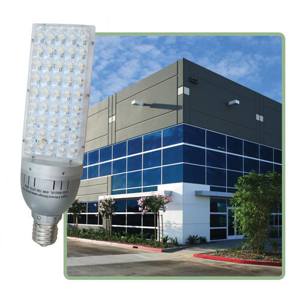 2,500 Lumens - 35 Watt - LED  Wall Pack Retrofit Lamp Image