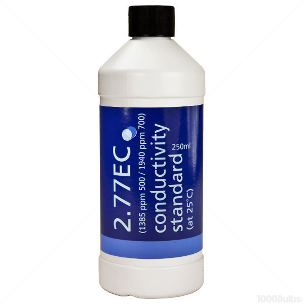 Bluelab HD125026 - 27.7CF/EC2.77 - 250ml Standard - Calibration Solution Image