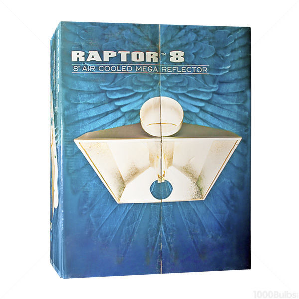 Raptor Reflector - 8 in. Flange AC Unit Image
