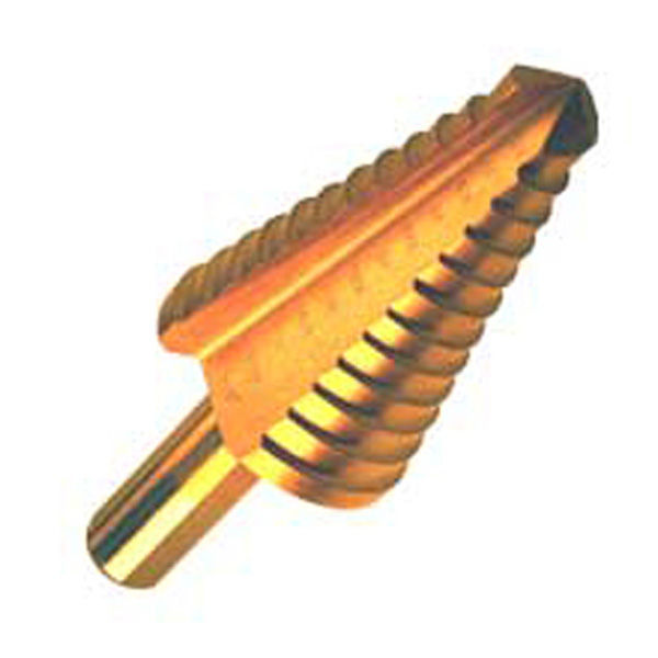 The Stepper - Step Drill Bit Image