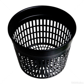 5 in. - Round Net Plant Container - Hydrofarm HG5NETPOT