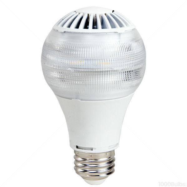 Dimmable LED - 8 Watt - A19 - Omni-Directional - 40 Watt  Equal Image