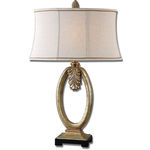 Uttermost 26282 - Oval Table Lamp Image