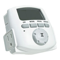 Intermatic DT620 - 24 Hour Heavy Duty Digital Timer - 2 Outlets - 1800 Max. Wattage - 120V  - 15 Amp