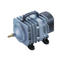 Commercial Air Pump with (8) Outlets - 70 L/min. - Accepts 1/4 in. Tubing - 60 Watt - 120 Volt - Active Aqua AAPA70L