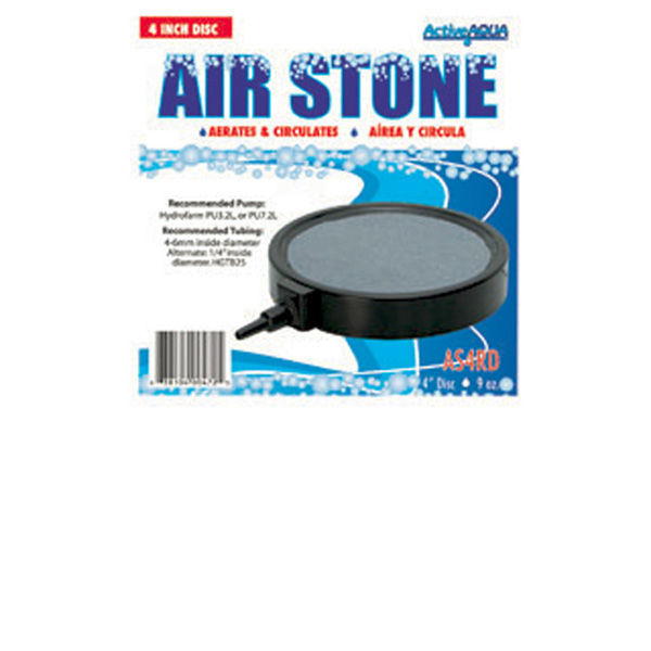 Air Stone Round - 4 in. Image
