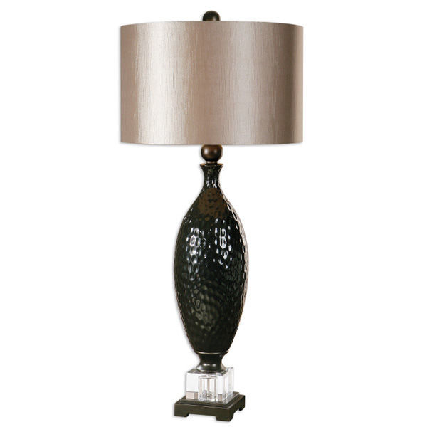 Uttermost 26443-1 - Rippled Table Lamp Image