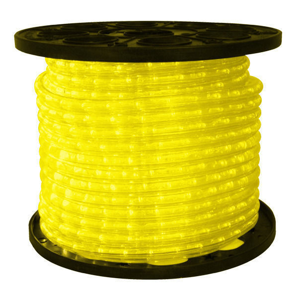 1/2 in. - LED - Yellow - Rope Light Image