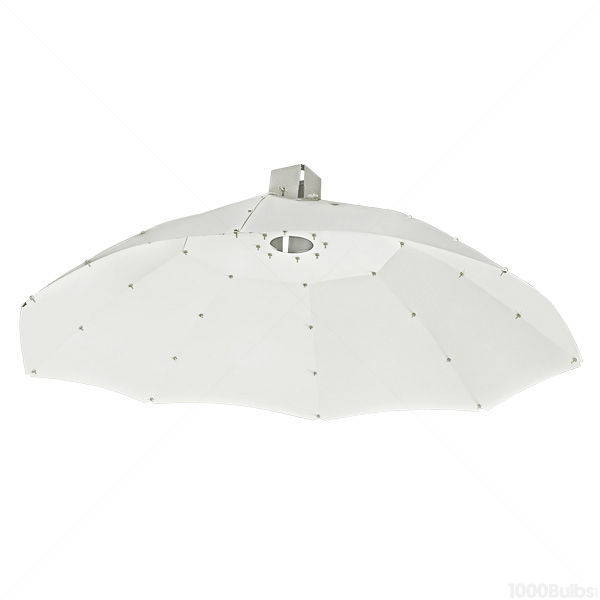 Parabolic Grow Light Reflector - MH or HPS - SOCKET SOLD SEPERATELY Image