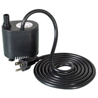 Grow Flow Submersible Pump - 251 Gal/Hr. - Accepts 1/2 in. Tubing - 10 ft. Power Cord - 120 Volt - Active Aqua GFOPUMP