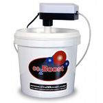 CO2 Boost - Bucket and Pump Image