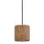 Uttermost 21936 - Natural Twine Mini Pendant