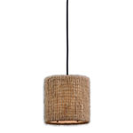 Uttermost 21936 - Natural Twine Mini Pendant Image