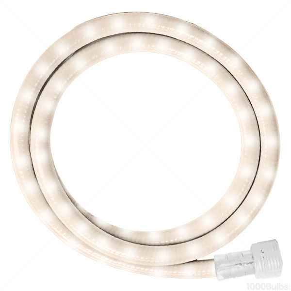 30 ft. - Incandescent Rope Light - Pearl White Image