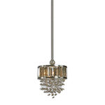 Uttermost 21964 - Champagne Crystal Mini Pendant Image
