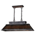Uttermost 21970 - Industrial Island Pendant Image