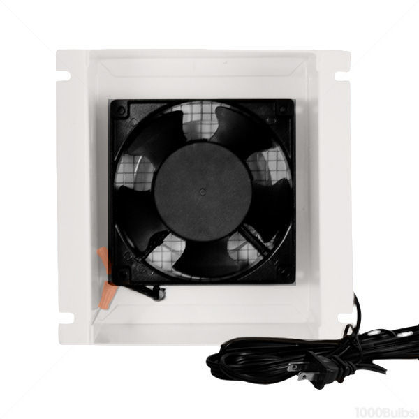Sunburst Cooling Fan System Image