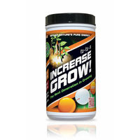 5 lbs. - Increase Grow - Vegetative Fertilizer - Hydroponic Nutrient Solution - Greenway Nutrients 507