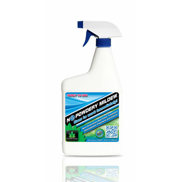 No Powdery Mildew RTU - 32 oz. Image