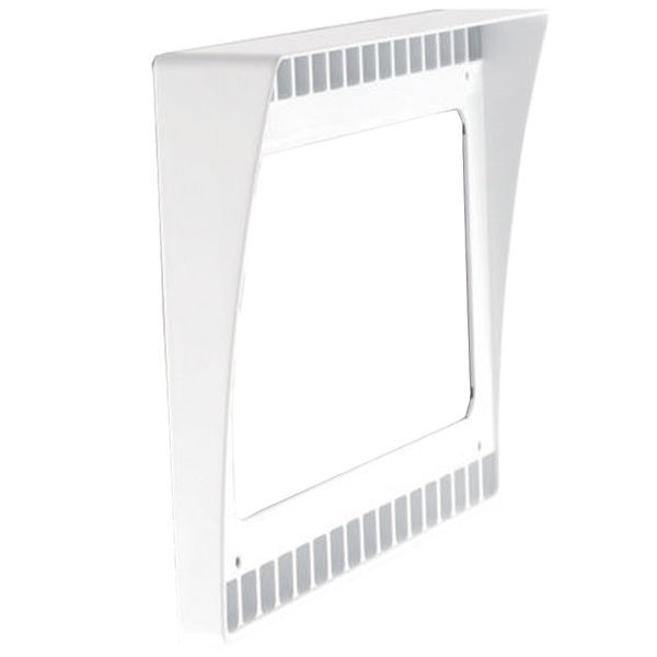 RAB LEZLED78W - Replacement Lens Door - White Image