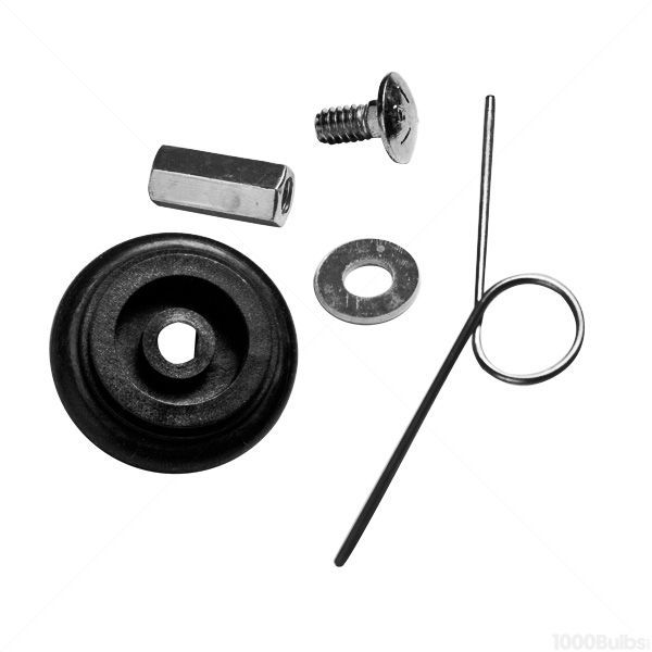 Light Rail Drive Wheel O-Ring Kit with Tension Spring Image