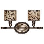 Uttermost 22862 - Cheetah Print Vanity Light Image