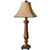 Uttermost 29765 - Wooden Buffet Lamp