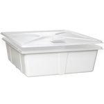115 Gallon Premium Reservoir with Lid - 52.75 in. x 47.25 in. x 16.25 in. Image
