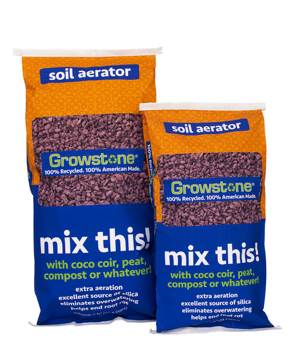 1 Cu.Ft - Growstone Soil Aerator Image