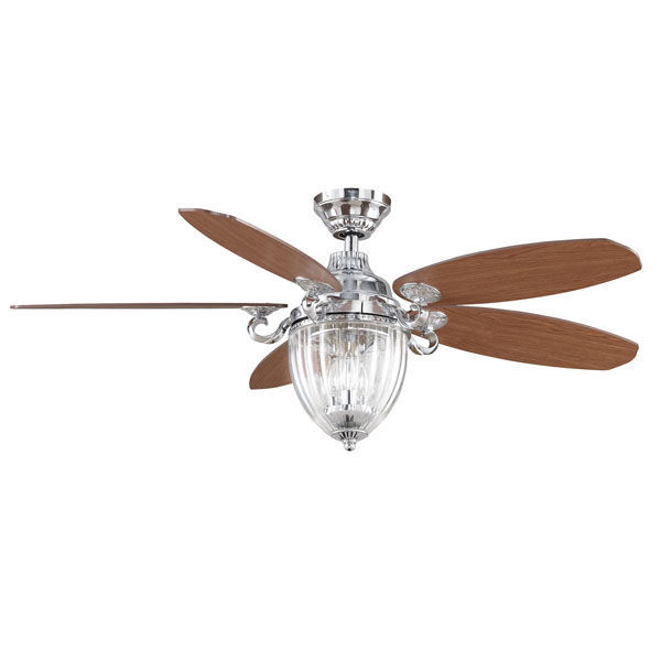 Fanimation FP7953CH - 52 in. Stonehill Ceiling Fan Image