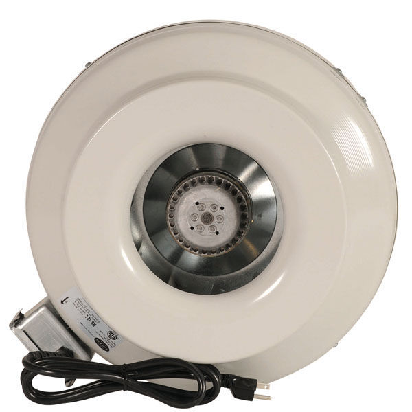 Can-Fan 340120 - In-Line Fan - 8 in. Image