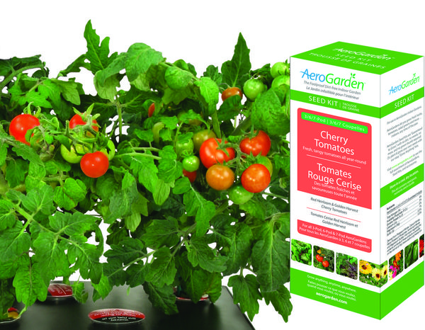 AeroGarden - Cherry Tomato Seed Kit Image