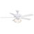 Fanimation BP210MW1 - 52 in. Aire Decor Ceiling Fan