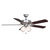 Fanimation BP210SN1 - 52 in. Aire Decor Ceiling Fan