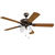 Fanimation BP215OB1 - 52 in. Aire Decor Ceiling Fan
