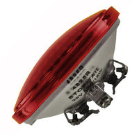 4825R - 18-50 Watt - PAR36 - Flood - Aviation Stop Tail Light - Halogen - 3 Screw Terminal Base - 28 Volt