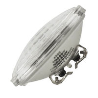 4589 - 50 Watt - PAR36 - Flood - Aircraft Cockpit Light - Halogen - Screw Terminal Base - 28 Volt - PLT