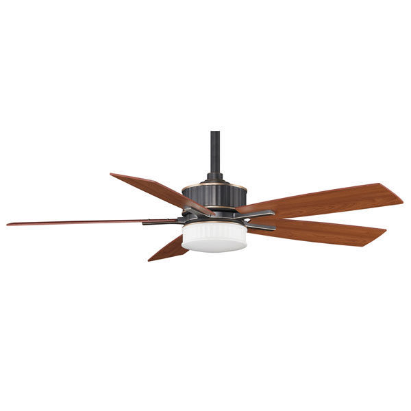 fanimation fpd8087ba 60 in landan ceiling fan image