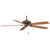 Fanimation TF721TS - 72 in. Edgewood Ceiling Fan