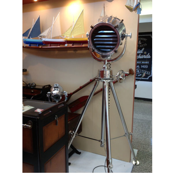 Authentic Reproduced Marconi II - Adjustable Floor Lamp Image