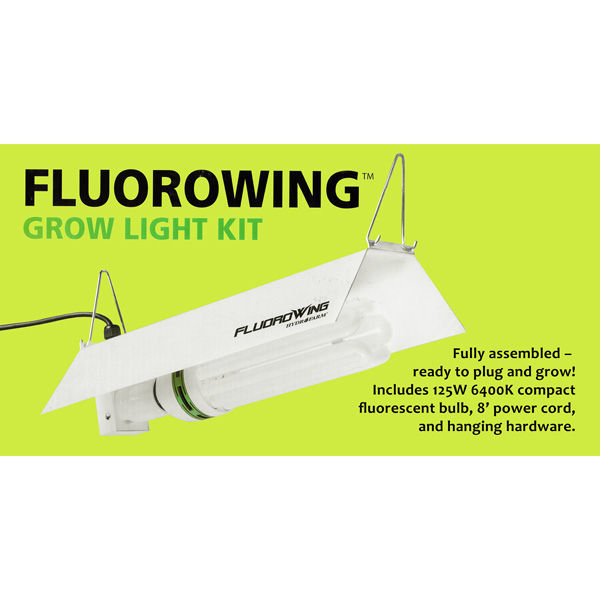 Fluorowing Compact Fluorescent System Image