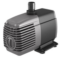 Submersible Water Pump - 550 Gal/Hr - 1/2 and 3/4 in. Fittings - 10 ft. Power Cord - 33 Watts - 120 Volt - Active Aqua AAPW550