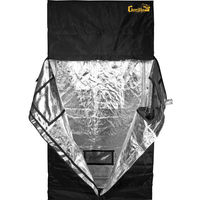 24 x 48 x 83 in. - Gorilla Grow Tent - 95 in. with Height Extension Kit - Infrared Blocking Roof - Flood Proof Flooring - GGT24