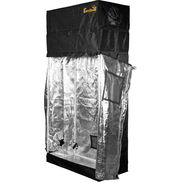 24 x 48 x 83 in. - Gorilla Grow Tent Image