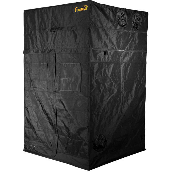 60 x 60 x 83 in. - Gorilla Grow Tent Image