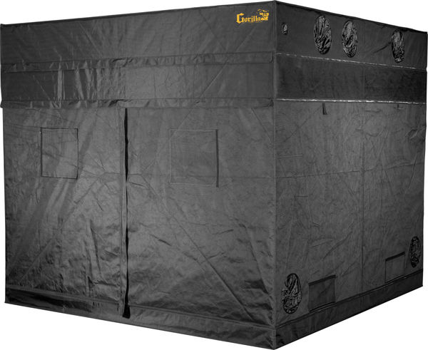 108 x 108 x 81 in. - Gorilla Grow Tent Image