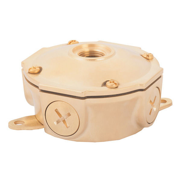 RAB VXJ1BR - 4 in. Corrosion Proof Junction Box Image