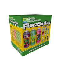 Flora Series - Go Box Starter Kit - Hydroponic Nutrient Solutions - General Hydroponics GH1447